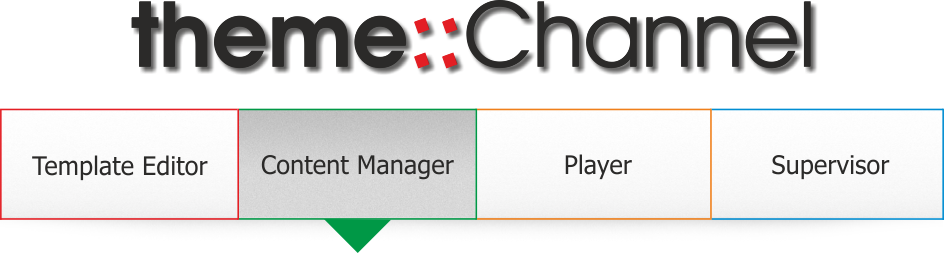 themechannel workflow contentmanager